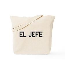 El JEFE Tote Bag