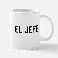 El JEFE Mugs