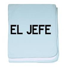 El JEFE baby blanket