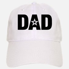 Dad is a Star Father's Day Baseball Baseball Cap