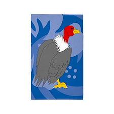 Vulture 3'x5' Area Rug