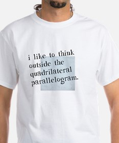 I Like To Think Outside The Box T-Shirt