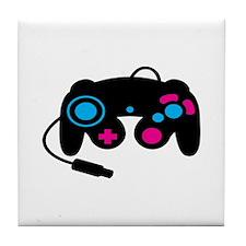 Game Controller Tile Coaster