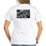 Blues & Muse Poetography Women's V-Neck T-Shirt