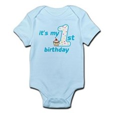 It's My First Birthday Body Suit