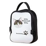 Boris-kitty-shirt-rescue-03.png Neoprene Lunch Bag