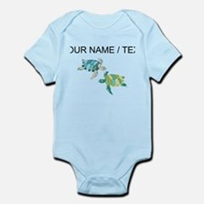 Custom Sea Turtles Body Suit