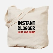 Instant Clogger Tote Bag