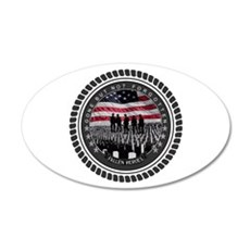 Fallen Heroes Wall Decal