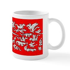 Spotlight on Lots O' Dragons Red Mug
