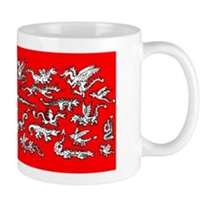 Spotlight on Lots O' Dragons Red Mug