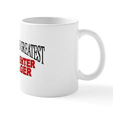 """The World's Greatest Call Center Manager"" Mug"