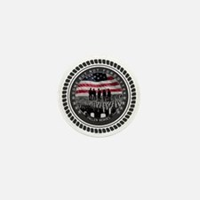 Fallen Heroes Mini Button (10 pack)