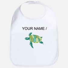 Custom Green Sea Turtle Bib