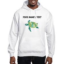 Custom Green Sea Turtle Hoodie