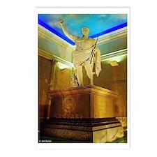 Caesar Augustus Postcards (package Of 8)