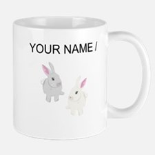 Custom Rabbits Mugs
