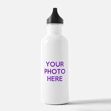 Customize photos Water Bottle