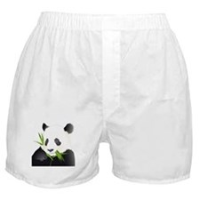 Panda Bear Boxer Shorts