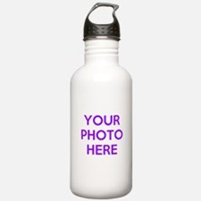 Customize photos Water Bottle