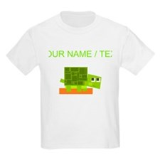 Custom Turtle Avatar T-Shirt