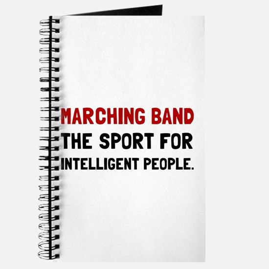 Marching Band Intelligent Journal