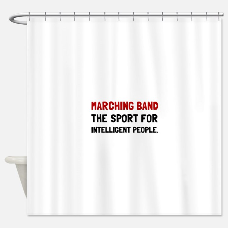 Band shower curtains band fabric shower curtain liner - Intelligent shower ...