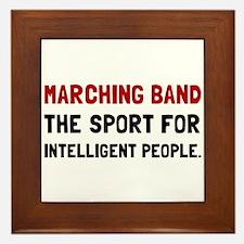 Marching Band Intelligent Framed Tile