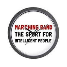 Marching Band Intelligent Wall Clock