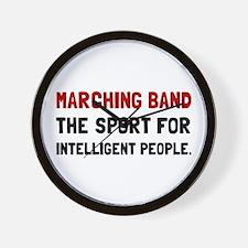 Marching Band Intelligent Wall Clock