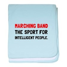 Marching Band Intelligent baby blanket