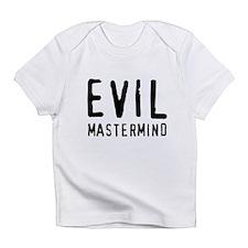 Evil Mastermind Infant T-Shirt
