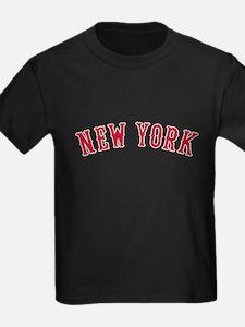 New York Versus Boston Rivals T-Shirt