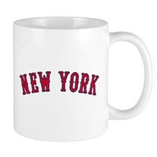 New York Versus Boston Rivals Mugs