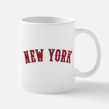 New York Versus Boston Rivals Mugs
