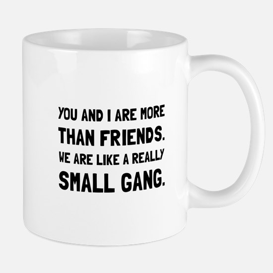 More Than Friends Mugs