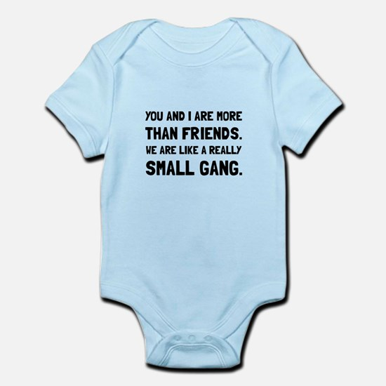 More Than Friends Body Suit