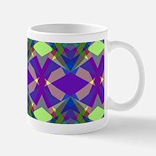 Geometric Meadow Mugs