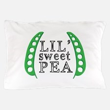 Lil Sweet Pea Pillow Case