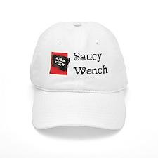 Saucy Wench Baseball Cap