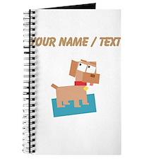 Custom Dog Avatar Journal