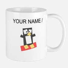 Custom Penguin Avatar Mugs