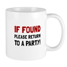 Return To Party Mugs