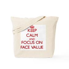 Cute Focus Tote Bag