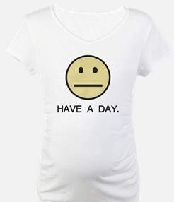Have a Day Smiley Face Shirt