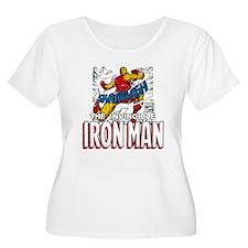 Iron Man MC 4 T-Shirt
