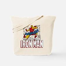 Iron Man MC 4 Tote Bag