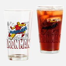Iron Man MC 4 Drinking Glass