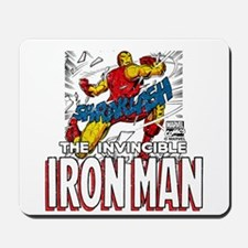 Iron Man MC 4 Mousepad