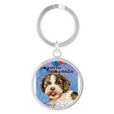 lagotto-ipad Keychains